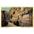 Israel Jerusalem Wall of Lamentation