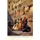 Israel Jerusalem Jews Wall of Lamentation