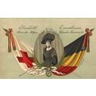 Belgian Queen Elizabeth Flags