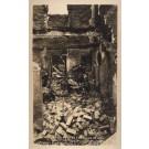 Brazil St. Paulo Ruins Revolution 1924 Real Photo