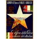 Landscape inside Star Poster
