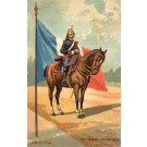 French Republican Guard on Horse