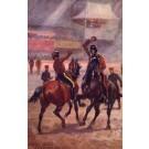 Lifeguard Dragoon on Horses Tuck