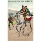 Bridget Irish Rider on Horse
