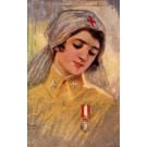WW1 Red Cross Nurse Awarded Medal