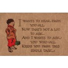Black Child with Car Toy Poem