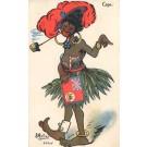 Black Beauty Smoking Pipe