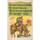 Farming Children on Horse Poem