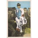 Jockey Arcaro Winner of Belmont Stakes Races
