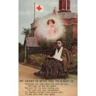 WWI Hospital Beloved Girl Poem
