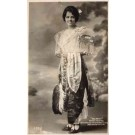 Philippines Manila 1927 Carnival Girl Real Photo
