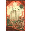 Florida Miami Hotel Art Deco