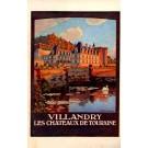 France Villandry Castle Swan