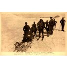 Dog-Drawn Sled Military Skiing