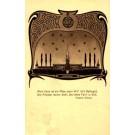 Altar Theosophical Society Symbol Poem
