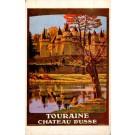 France Touraine Castle Duval