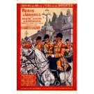 French Guards on Horses Advert Tours