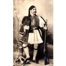 Greek Military Real Photo