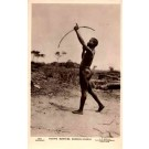 Black Hunter from Sudan Real Photo