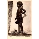Sudanese Young Girl Real Photo