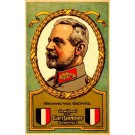 WW1 General von Gallwitz Advert