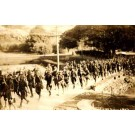 Hawaii 1913 Military on the Road RP
