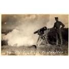 Gun Firing at Fort Shafter Hawaii RP