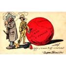 British Boer War Satire