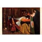Russian Tsar Ivan Terrible in Grief