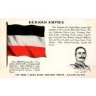German Kaiser Wilhelm Empire Statistics