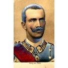 King of Italy Real Photo Novelty