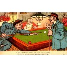 Talking Billiards Players French