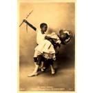 Black Children dancing Cake-Walk RP