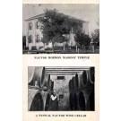 Masonic Temple Wine Cellar
