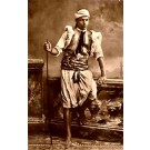 Egyptian Arab National Costume Real Photo