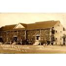 Hawaii Barracks Fort Shafter Real Photo