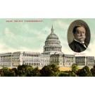 President Candidate Taft White House