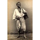 Algerian Boy Real Photo