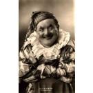 Clown Merten Real Photo Czech