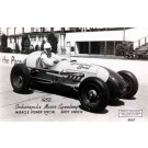 Linden Indy 500 Real Photo Indiana