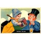 Advert Olida Tripe Glass French