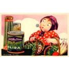 Advert Olida Market French