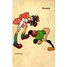 Boxing Comic