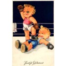 Boxing Comic Holland