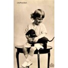 Prince Carl Dachshund Real Photo