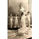 Royal Bride Real Photo