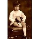 Prince Carl Johan Real Photo