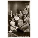 Swedish Princess Family Real Photo