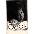 Advert Odol Lady Rose Dental