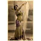 WWI Spy Mata Hari Real Photo